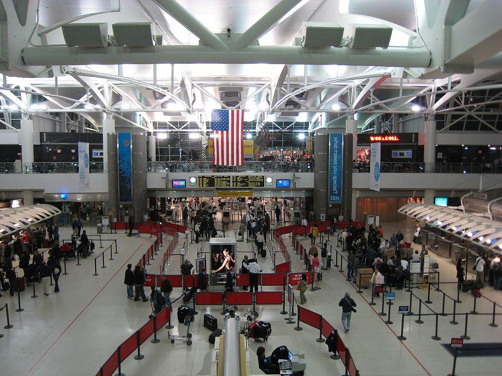 aeroporto jfk new york