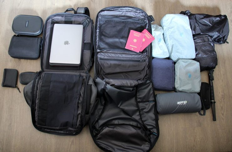 liquidi bagaglio a mano